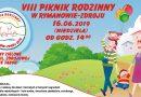 VIII Piknik Rodzinny wRymanowie-Zdroju