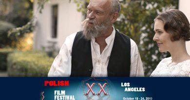 Łukasiewicz Nafciarz Romantyk zostanie pokazany na Festiwalu Filmów Polskich w Los Angeles