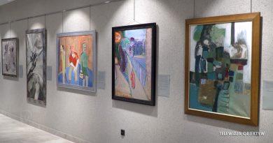 """""""Wielkie skarby w małym mieście"""" – nowa wystawa w Galerii Jasielskiego Domu Kultury"""