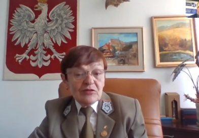 Gość Obiektywu – Dyrektor RDLP w Krośnie Grażyna Zagrobelna
