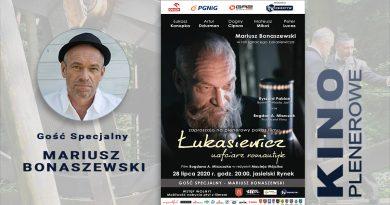 Dzisiaj w Jaśle gościmy Mariusza Bonaszewskiego