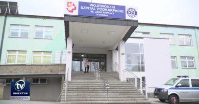 Dyrektor Szpitala w Krośnie apeluje do pacjentów, aby nie odwoływać wizyt, zabiegów i operacji!