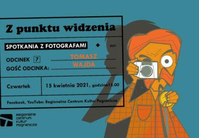 Cykl spotkań z fotografami w RCKP Krosno