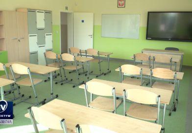 Zakończyła się rozbudowa Szkoły Podstawowej w Dobieszynie