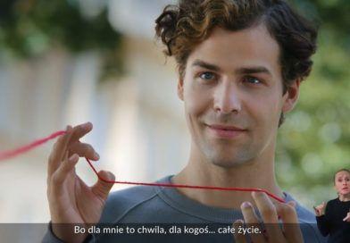 """""""Łączy nas krew, która ratuje życie"""" – spot promocyjny"""
