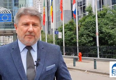 Dwa lata Bogdana Rzońcy w Parlamencie Europejskim