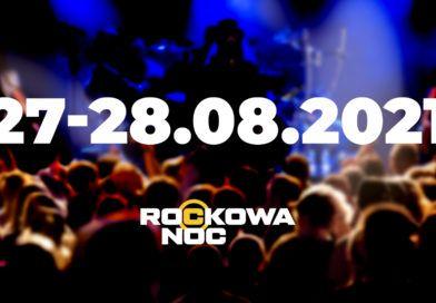 Rockowa Noc 2021 w Rzeszowie już 27 i 28 sierpnia