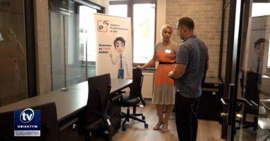 W jasielskim Inkubatorze Przedsiębiorczości odbyły się Dni Otwarte