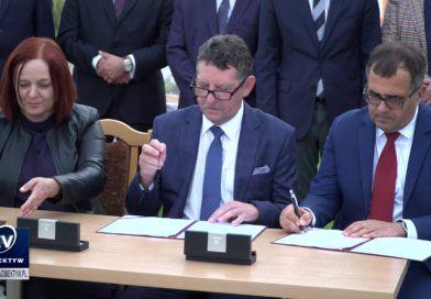 Podpisano umowę na projekt i budowę  drogi ekspresowej S19 między Iskrzynią a Miejscem Piastowym